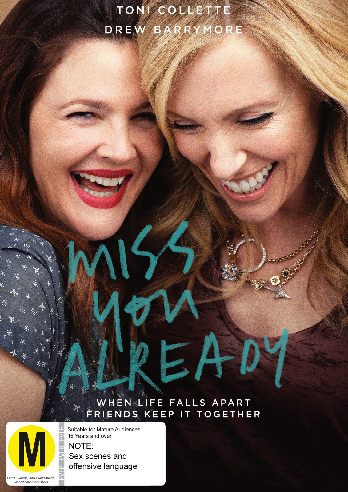 Miss You Already on DVD image