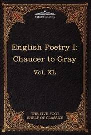 English Poetry I by Geoffrey Chaucer