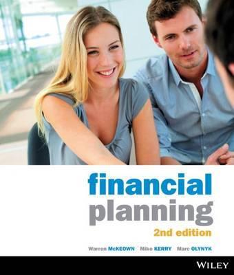 Financial Planning, 2nd Edition by Warren McKeown image