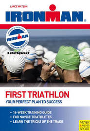First Triathlon by Lance Watson image