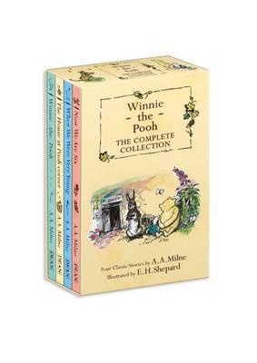 Winnie The Pooh Classics Box Set by A.A. Milne