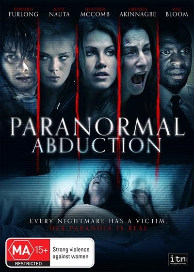 Paranormal Abduction on DVD