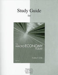 Study Guide for the Macro Economy Today by Bradley R Schiller image