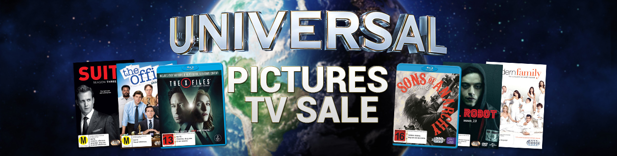 Universal Pictures TV Shows