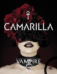 Vampire: The Masquerade - Camarilla Source-Book