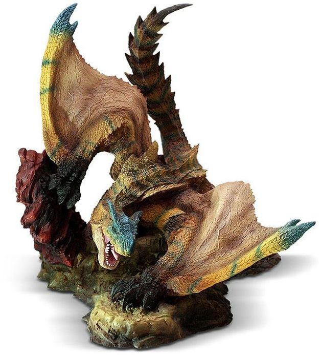 Monster Hunter: Brute Tigrex (Reprint Edition) - PVC Figure