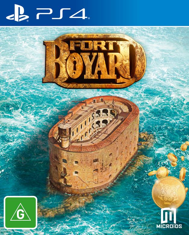 Fort Boyard for PS4