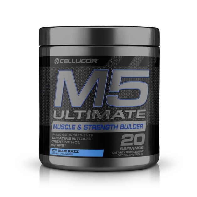 Cellucor: C4 M5 Ultimate - Icy Blue Razz (20 Serve)