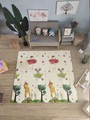 Reversible Folding Baby Mat - Flying Mouse -