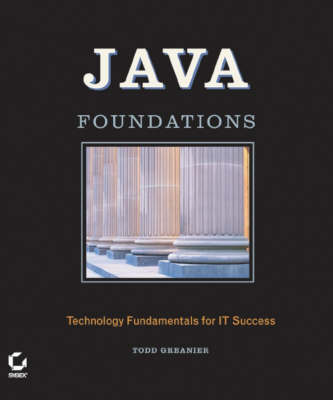 Java Foundations by Todd Greanier image
