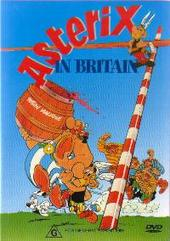 Asterix In Britain (VHS) on DVD
