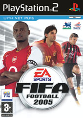 FIFA 2005 for PlayStation 2