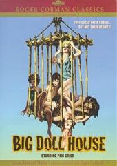 The Big Doll House on DVD