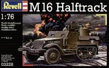Revell M16 Halftrack 1:76 Model Kit