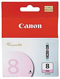 Canon Ink Cartridge - CLI8PM Photo Ink (Magenta) image