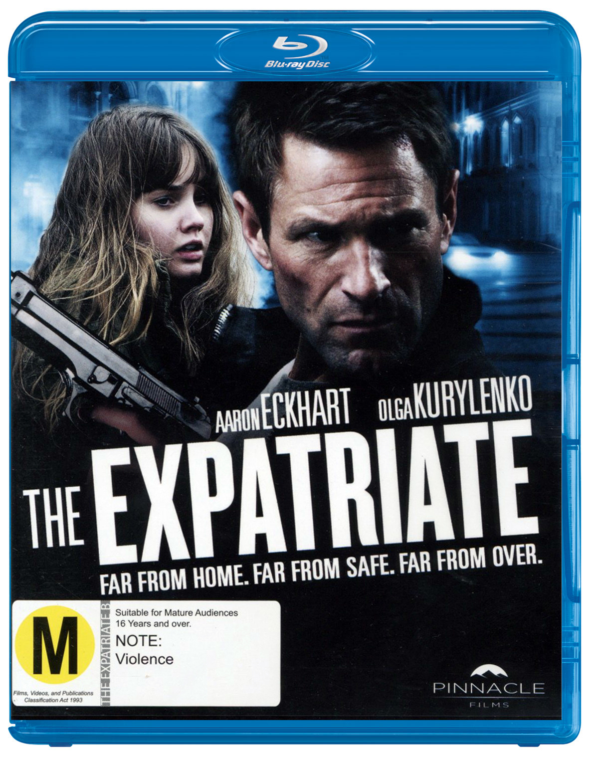 The Expatriate on Blu-ray image