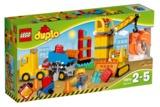 LEGO Duplo: Big Construction Site (10813)