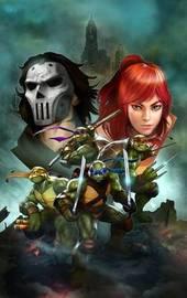 Teenage Mutant Ninja Turtles Enemies Old, Enemies New by Tom Waltz