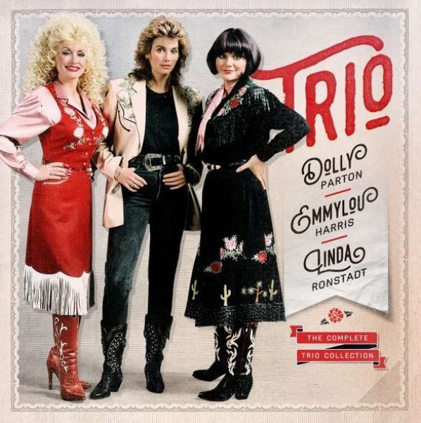 The Complete Trio Collection (3CD) by Dolly Parton image