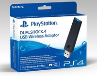 PlayStation 4 Wireless USB Adapter for PS4