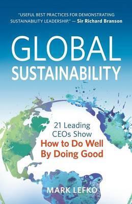 Global Sustainability by Mark Lefko image