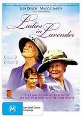 Ladies In Lavender on DVD