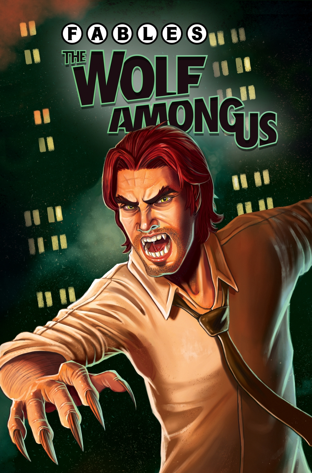 Fables The Wolf Among Us Vol. 1 by Matthew Sturges image