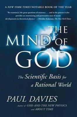 The Mind of God by Davies image