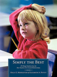 Simply the Best by Kelly E. Middleton