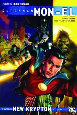 Superman Mon El HC Vol 01 by Richard Donner