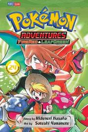 Pokémon Adventures, Vol. 24 by Hidenori Kusaka