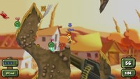 Worms: Open Warfare 2 (Essentials) for PSP image