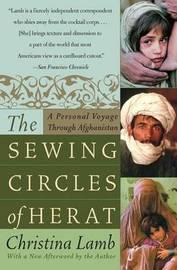 The Sewing Circles of Herat by Christina Lamb