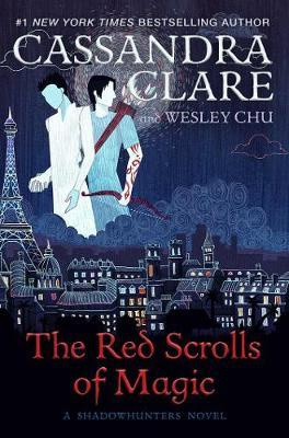 The Red Scrolls of Magic by Cassandra Clare image