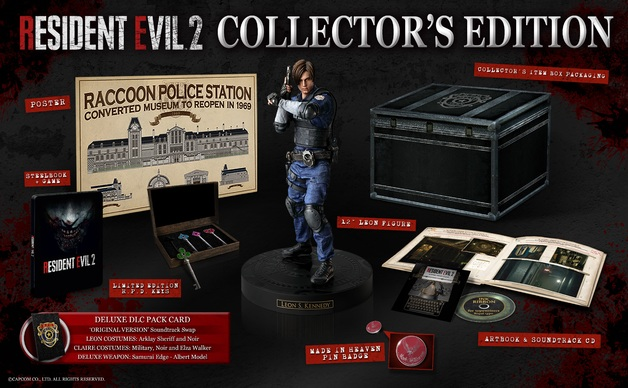 Resident Evil S.t.a.r.s Diecast Badge Replica Cheap Sales 50% Tv, Film & Game Replica Blades