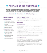 The Mermaid Cookbook by Alix Carey image