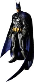 Batman: Arkham City - Batman Play Arts Kai Figure