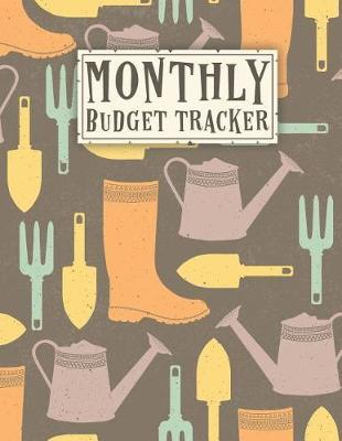 Monthly Budget Tracker by Dirty Money Planners
