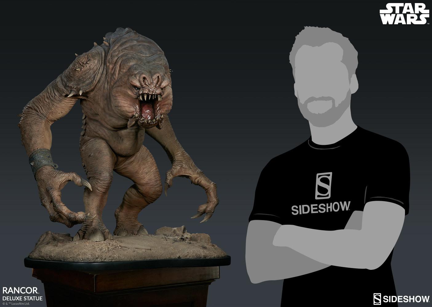 """Rancor - 29"""" Deluxe Statue image"""