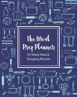 The Meal Prep Planner by She's Inspired Paper