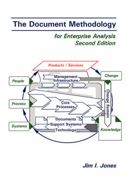 The Document Methodology: For Enterprise Analysis Second Edition by Jim I. Jones image