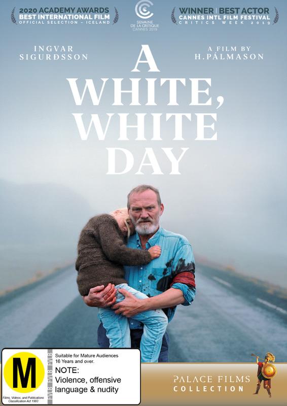 A White, White Day on DVD