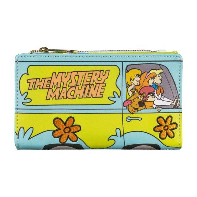 Loungefly: Scooby Doo - Mystery Machine Flap Purse
