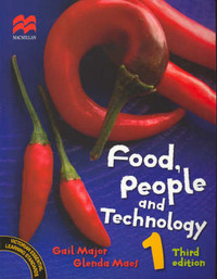 Food, People and Technology: Bk. 1 by Gail Majorss image