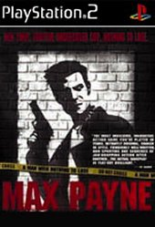 Max Payne for PS2