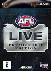 AFL Live Premiership Edition for PC Games