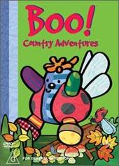 Boo! Vol 2 - Country Adventures on DVD
