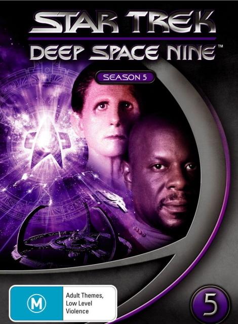 Star Trek: Deep Space Nine - Season 5 (New Packaging) on DVD