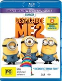 Despicable Me 2 (Blu-ray/Ultraviolet) on Blu-ray