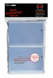Ultra Pro: Deck Protector - Standard Clear (100ct)